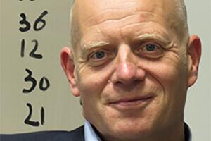 Carl Seijben, financieel directeur PIW Groep