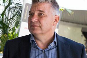 Tijs de Lint, financieel specialist totaalsloopbedrijf Vlasman