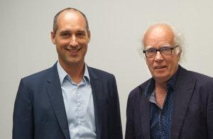 Interview Met Jörgen Zink En Wouter Bakker