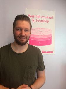 Nik Bos, ICT-coördinator bij KinderRijk over de implementatie van Mercash